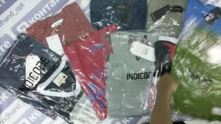 T- shirts new DK- футболки сток 4пак 20шт 4.50€/шт