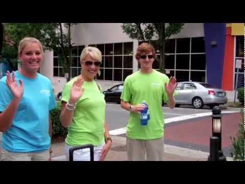 Logan HVAC celebrates 60 years of local service to the Piedmont triad, North Carolina, by giving away free bottles of water in downtown Winston-Salem. Thanks to everyone as we continue to provide expert HVAC service to our customers in the greater Winston-Salem area!
