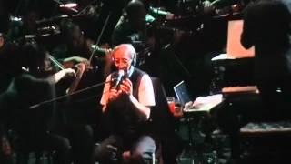 Franco Battiato - Le Sacre Sinfonie del Tempo (Live Monza 18/07/2012)