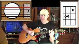 Dion And The Belmonts - A Teenager In Love - Acoustic Guitar Lesson (easy-ish)