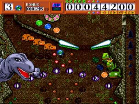 Dinoland Megadrive