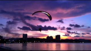 preview picture of video 'Paramotor by Pavel Brezina in Sabah'