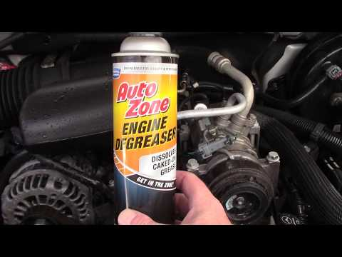 Autozone Engine Degreaser Review Boy This Was A Hard