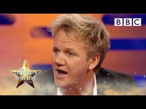 Sprosťák Gordon Ramsay u Grahama Nortona