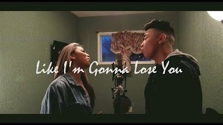 Meghan Trainor - Like I'm Gonna Lose You ft. John Legend (Cover by Krystina Yso & John Concepcion)