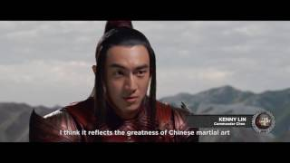 The Great Wall (2017) Shooting In China (Universal Pictures) HD