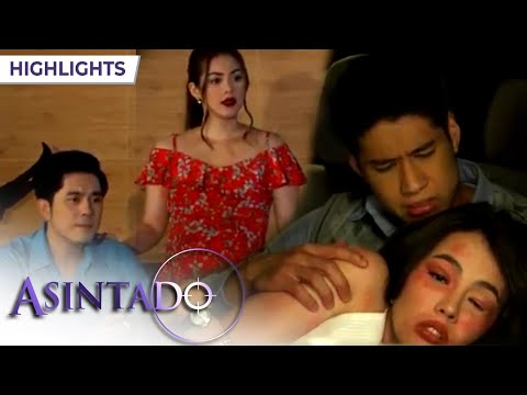 Asintado: Gael makes Ana drink coffee | EP 49