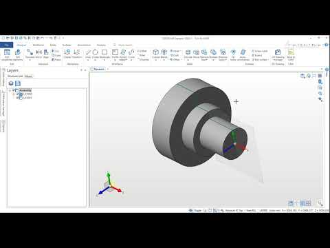 EDGECAM - Cad update, Hexagon