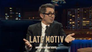 LATE MOTIV   Berto Romero. ¿Esto Sigue Activo?   #LateMotiv639