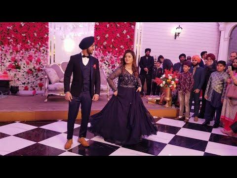 Punjabi Wedding Dance Performance 2020