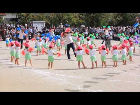 幼稚園運動会 2016