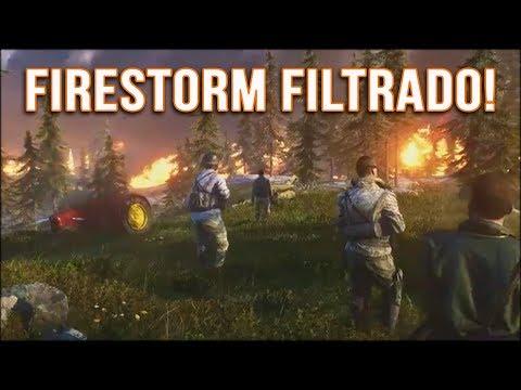 ¡GAMEPLAY DE FIRESTORM FILTRADO! + GAMEPLAY - BATTLEFIELD V BATTLEROYALE | DG88