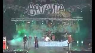 Apulanta - Näkysi Muotoinen (Provinssirock 2008)