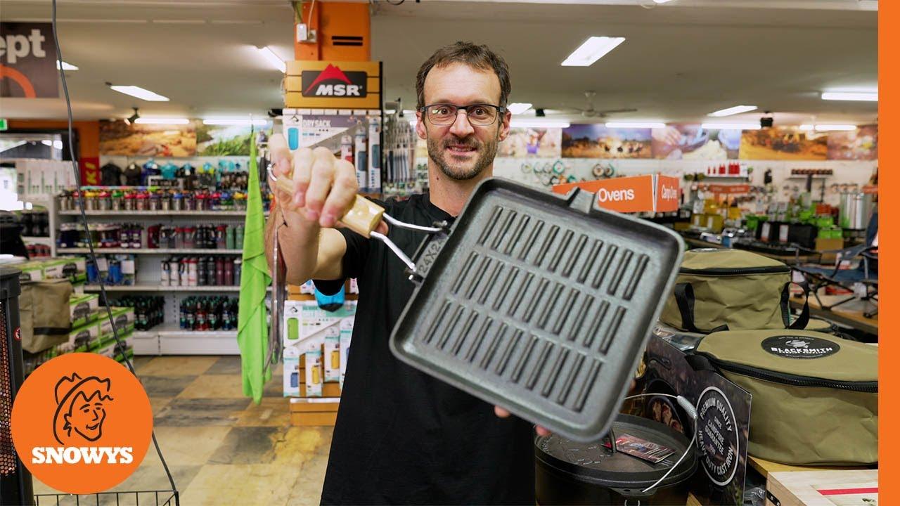 Square Fry Pan 24cm
