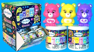 CARE BEARS FASHEMS FULL CASE NEW Collection of 35 Mashems Squishy Surprise Toys for Kids by Funtoys