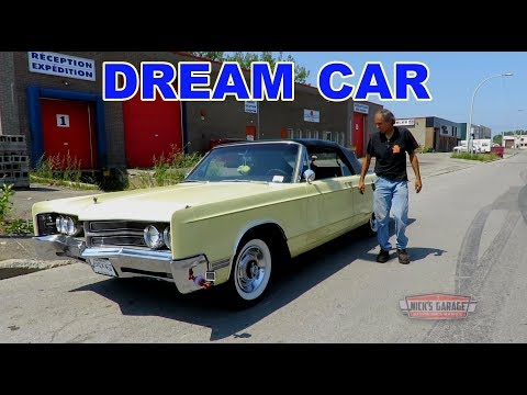 1967 Chrysler 300 Convertible - 1969 Mach 1 Mustang - Dream Cars!