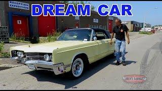 1967 Chrysler 300 Convertible - 1969 Mach 1 Mustang - Dream Cars!
