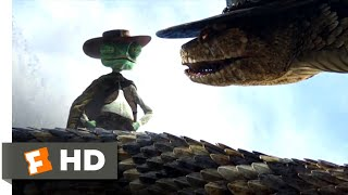 Rango (2011) - It Only Takes One Bullet Scene (9/10) | Movieclips