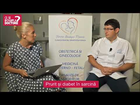 Istoricul medical de tip Endocrinologie decompensare diabet zaharat 1