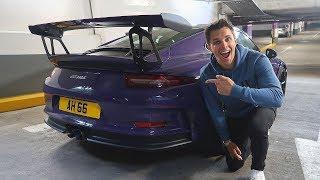 Let My Porsche GT3 RS Modifications BEGIN!
