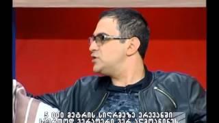 Гарик Мартиросян - анекдот про Фрунзика Мкртчяна и Вахтанга Кикабидзе