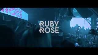 Ruby Rose at Uniun Nightclub Toronto