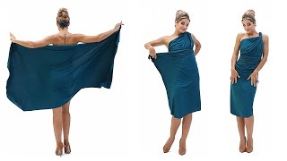 Sexy Convertible Dress - Lungi #5
