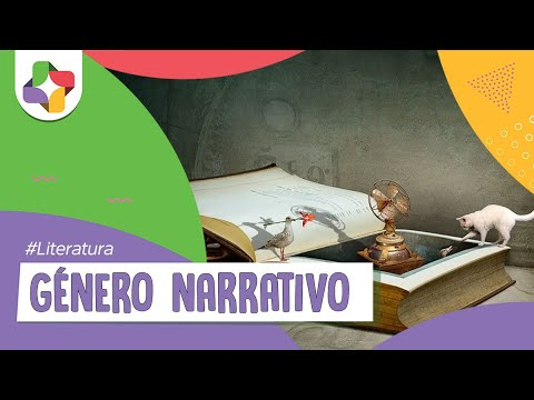 Género narrativo - Literatura - Educatina
