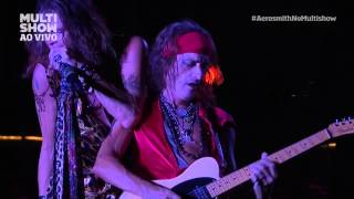 Aerosmith No More No More Live 2013 HD