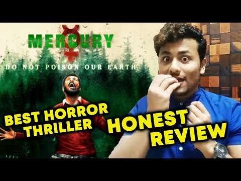 MERCURY Movie HONEST Review | Silent Horror Thriller | Prabhu Deva