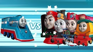 Thomas & Friends: Go Go Thomas - All Trains Super Boost Abilities -  Kids Train Racing Adventures