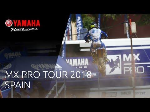 Vídeos de 'Yamaha elige el Rocco's Ranch para su MX Pro Tour 2019'