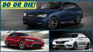 5 Things Chrysler Must Do to Survive – The Blueprint for their Future Success