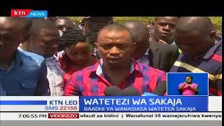 Wakilishi wodi kutoka jiji la Nairobi wamtetea seneta Johnstone Sakaja