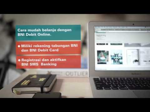 Cara Belanja Online dengan BNI Debit Online