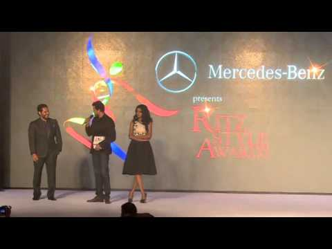 Varun Manian  - Mercedes Benz RITZ STYLE AWARDS (Chennai Edition) - 2015
