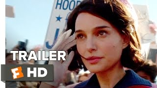 Jackie Official Trailer 1 2016  Natalie Portman Movie