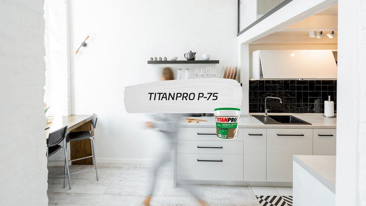 TITANPRO P-75 - Master