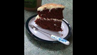 Red Velvet Cake, made using Natural Cacao Powder