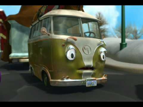 Auto B Good Season 1 Vol 4: Pirates Of The Parkway DVD movie- trailer