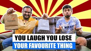 You Laugh You Lose Your Favourite Thing | Viwa Brothers