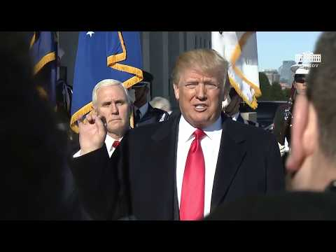 BREAKING: President Trump URGENT Message to the American People on GOV Shutdown from the Pentagon