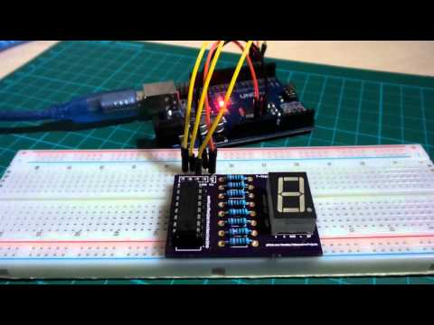 LED7Segment/ShiftDriveModule