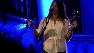 KT Tunstall - Chimes (Live @ Pepper Canister Church, Dublin)