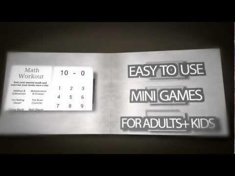 Video of Brain Training - Math Workout