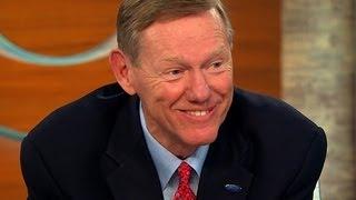 Ford CEO on company's comeback, retirement