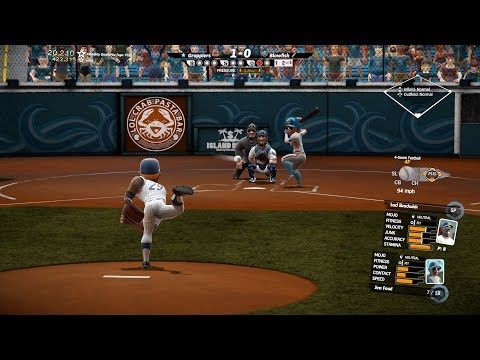 Super Mega Baseball 2 - Gameplay Mechanics Reveal thumbnail