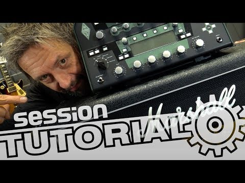Marshall Stack oder Kemper Profiler? | session Tutorial