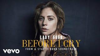 Descargar MP3 Lady Gaga - Before I Cry (Lyric Video)