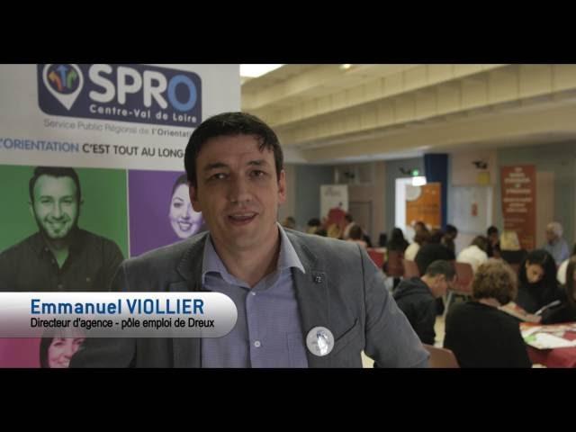Forum des professionnels de l'orientation – SPRO à Garnay 29 Septembre 2016